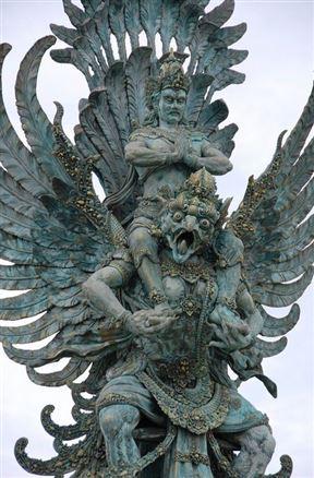 Garuda Mount