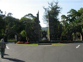 Bedugul Botanical Gardens, Bali