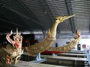 Figureheads of Royal Barges