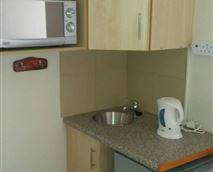 Kitchenette corner
