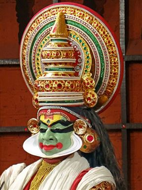 Kathakali Performing Arts Center