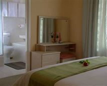 Room with en-suite bathroom