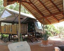 Main Tent 1 exterior