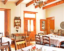 Here we serve breakfast from 7am and we can prepare lunch or supper on request.