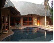 View of Musina Lodge