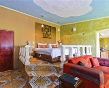The Tuscan Suite bedroom