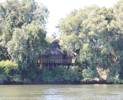 View from Kafue River
