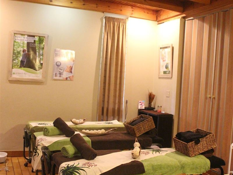 Mountain Manor Guest House Day Spa