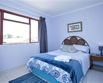 Both bedrooms have double beds © Rietvlei Cottage