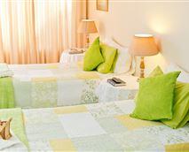 En-suite twin room 1