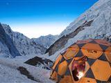 Antarctica Camping and Caravanning
