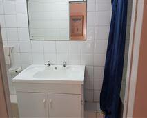 Bottom section - bathroom