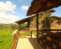 View from Executive Suite © Naivasha Kongoni Lodge