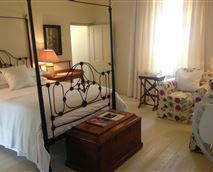 Lady Chatterly bedroom