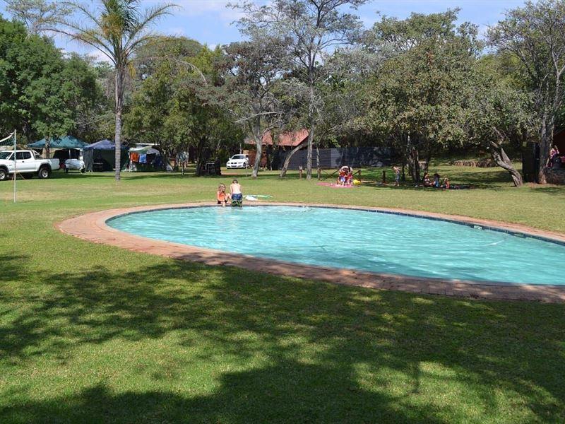 Klein paradys guest farm - Swimmingpool klein ...