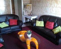 Favour Unit's Lounge area