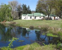 Farmhouse and Duck Pond Cottage