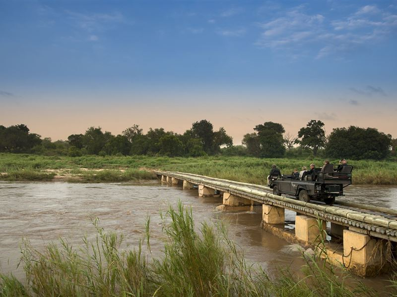 Kruger Picnic Spots and Lookouts