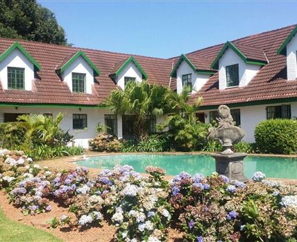 Main Lodge House