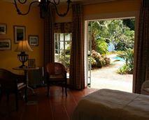 Main Lodge House bedroom