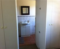 Toilet, Basin and Shower