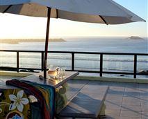 Enjoy beautiful sunsets & sundowners