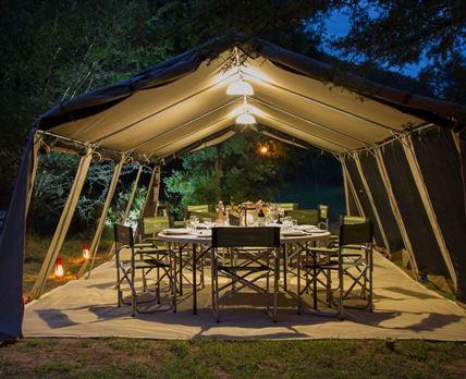 & Mobile Tent Adventure Camp