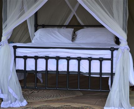 Rooms can be configured as twin, double, triple or single