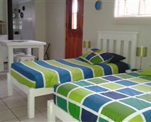 2 x Single beds 1st room