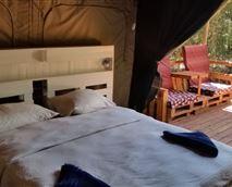 Moya Eco Lodgeen-suite 2 Sleeper Room
