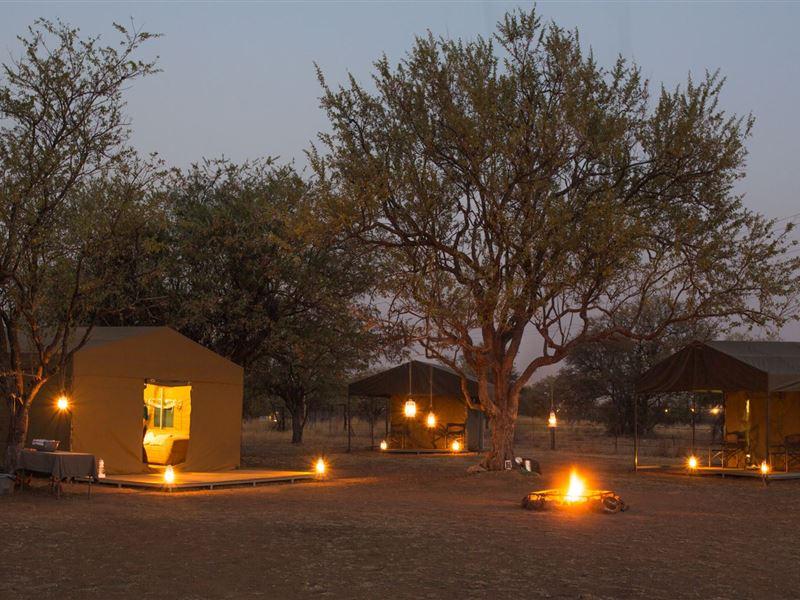 & Pilanesberg Tented Safari Camp