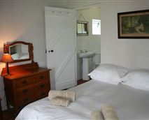 En-suite bedroom 1 with double bed