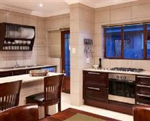 Kitchen & Dining for the Bedroom House