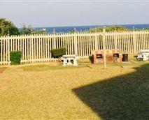 Communal Braai/Barbecue facilities with sitting area