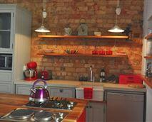 Exquisite well equipped kitchen  © Kim Pereira Serrao Da Ribeira