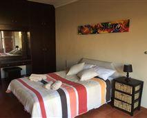 Room with en-suite bathroom