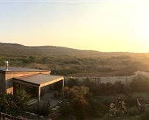 overlooking Cape Point Studio, on the edge of Nature!