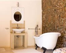 Lodge suite bathroom