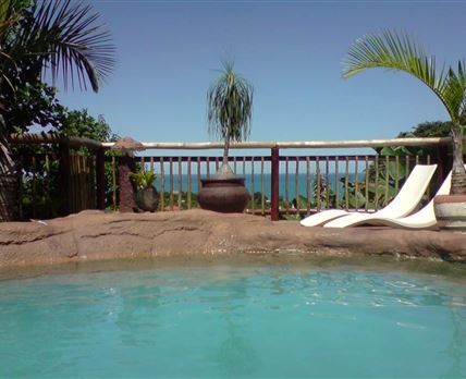 View © Pool with Sea View
