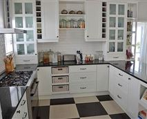 Chefs will love our fully-equipped kitchen