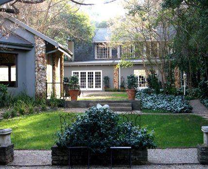 Ducks Manor House and garden
