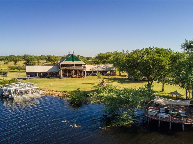 Chobe River Camp - Chobe river