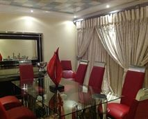 Main dinning area of Kwithu Guest House