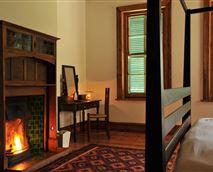 Melkkamer Manor Fireplace