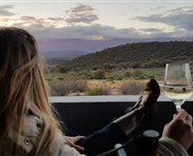 Stare at the stunning view, with no man made structures and just relax. © Rooiberg Safaris