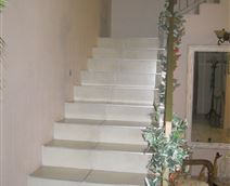 Steps to Room 1 & 2