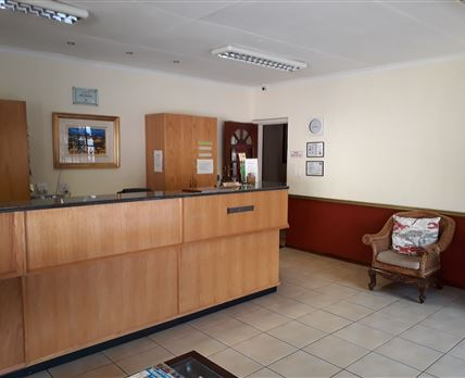 Our reception is open from 6h00 to 21h00