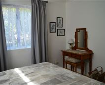 The main bedroom is spacious and comfy © G Mitchell
