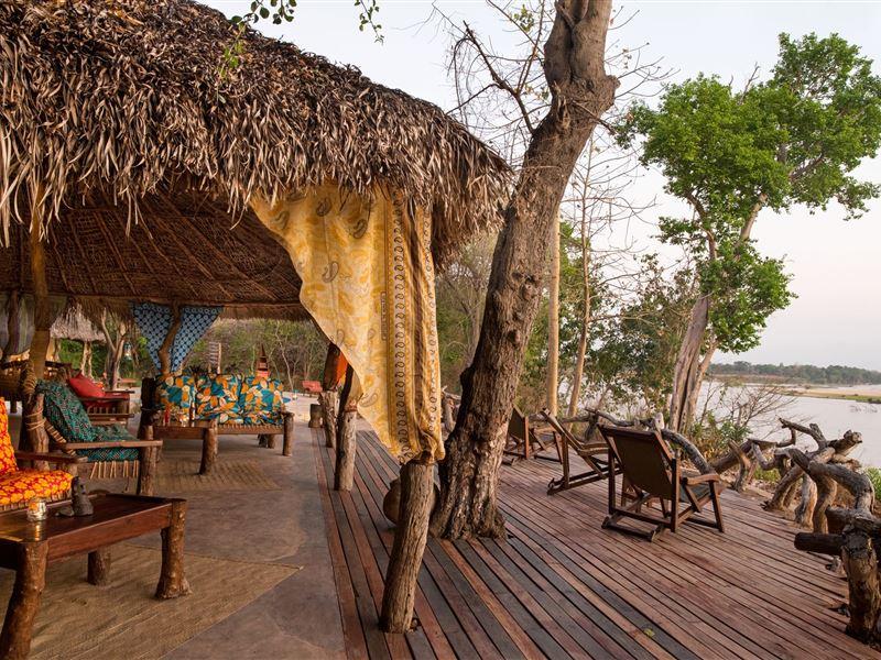 Selous River Camp