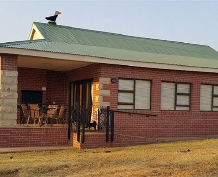 Four self catering chalets each with two en-suite bedrooms, kitchen, lounge and private patio with braai.